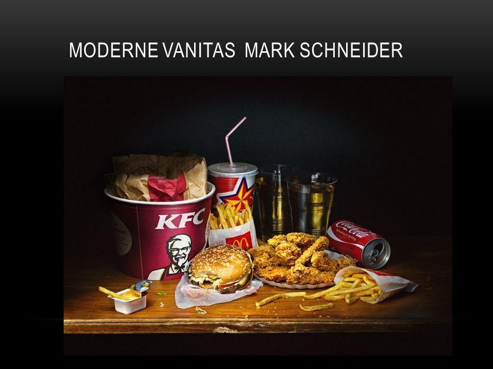 Moderne Vanitas MARK SCHNEIDER
