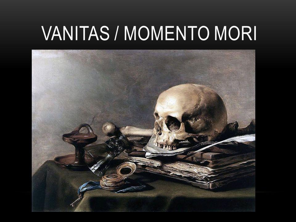 VANITAS / momento MORi