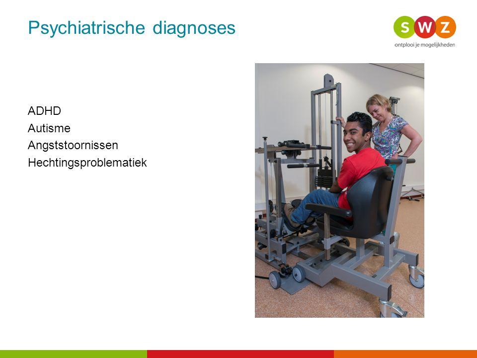 Psychiatrische diagnoses