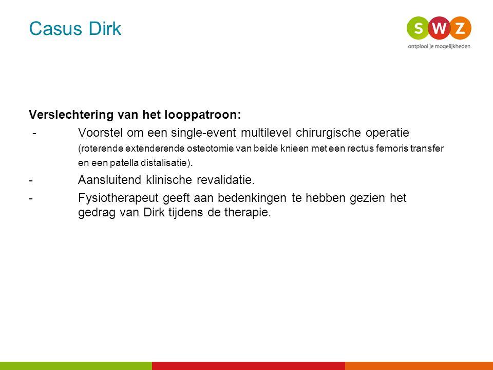 Casus Dirk