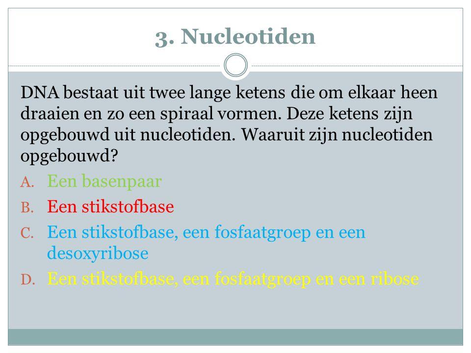 3. Nucleotiden