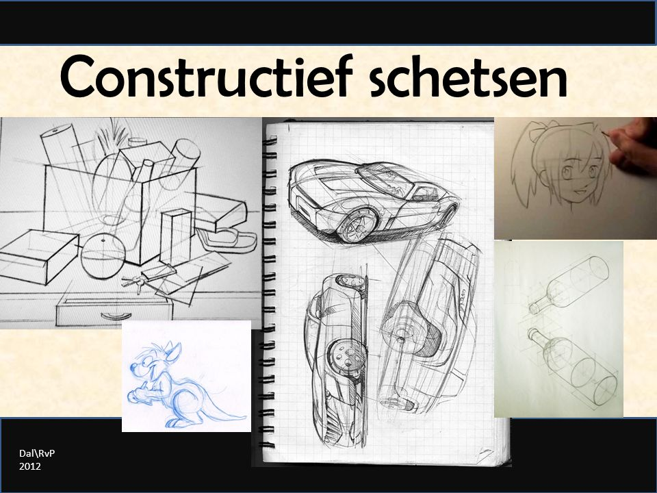 Constructief schetsen