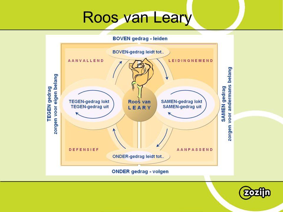 Roos van Leary illustratie