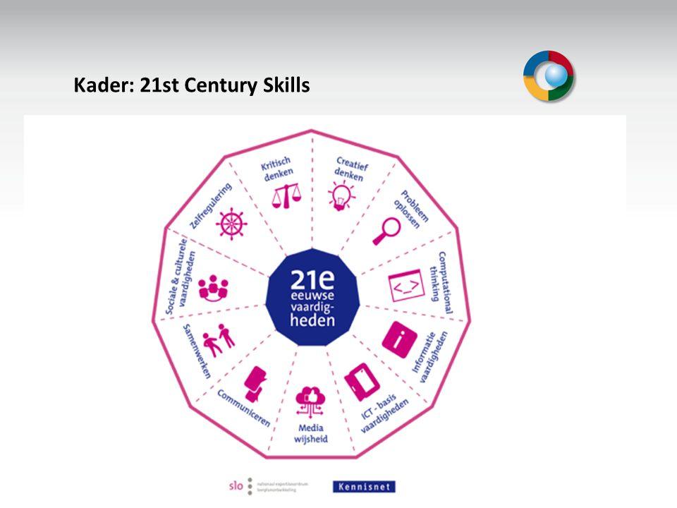 Kader: 21st Century Skills