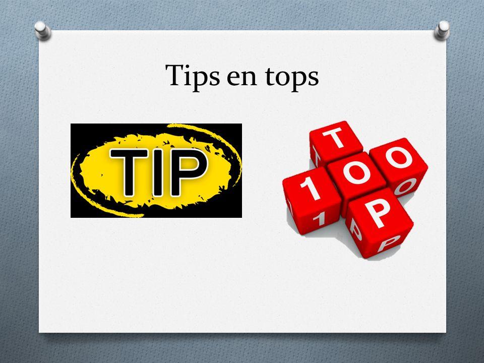tips en tops spreekbeurt related keywords & suggestions - tips en