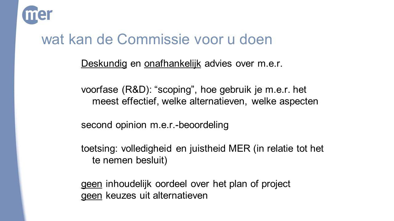 Omgevingswet Zes kerninstrumenten Omgevingsvisie Plan of programma