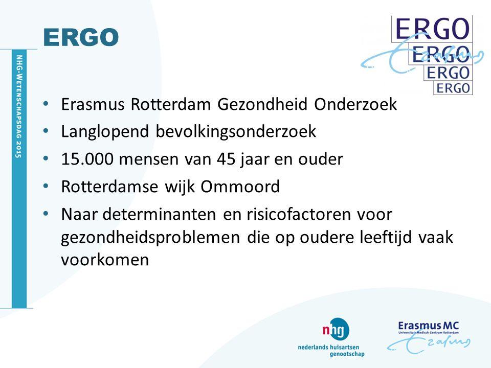 ERGO Erasmus Rotterdam Gezondheid Onderzoek