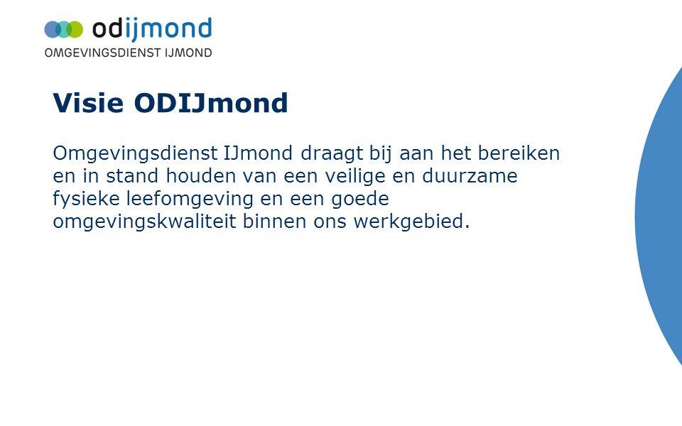Visie ODIJmond