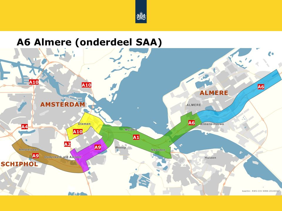 A6 Almere (onderdeel SAA)