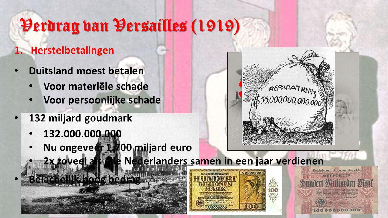 Verdrag van Versailles (1919)
