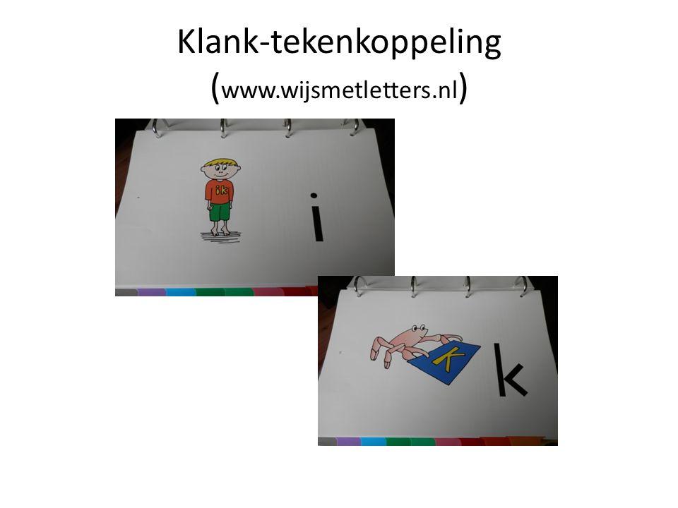 Klank-tekenkoppeling (www.wijsmetletters.nl)