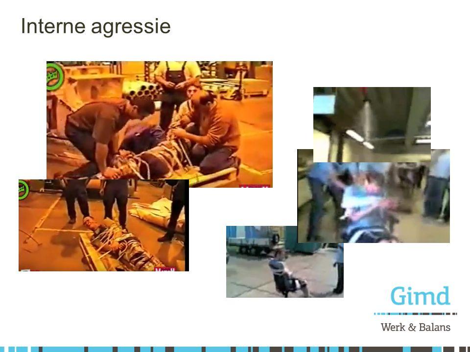 Interne agressie Mactac in Soignies 2010, België, bij andere zaak is locatie onbekend - 2010