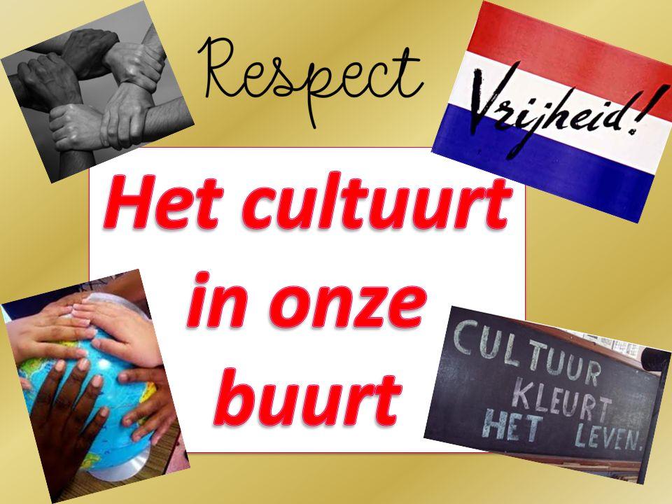 Het cultuurt in onze buurt