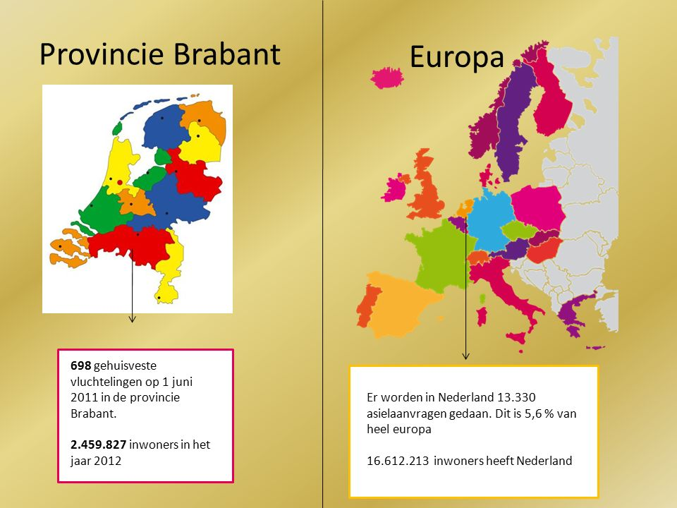Europa Provincie Brabant