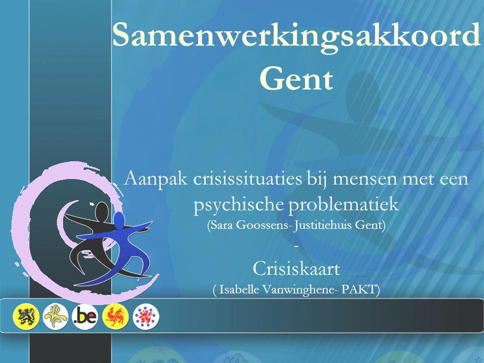 Samenwerkingsakkoord Gent