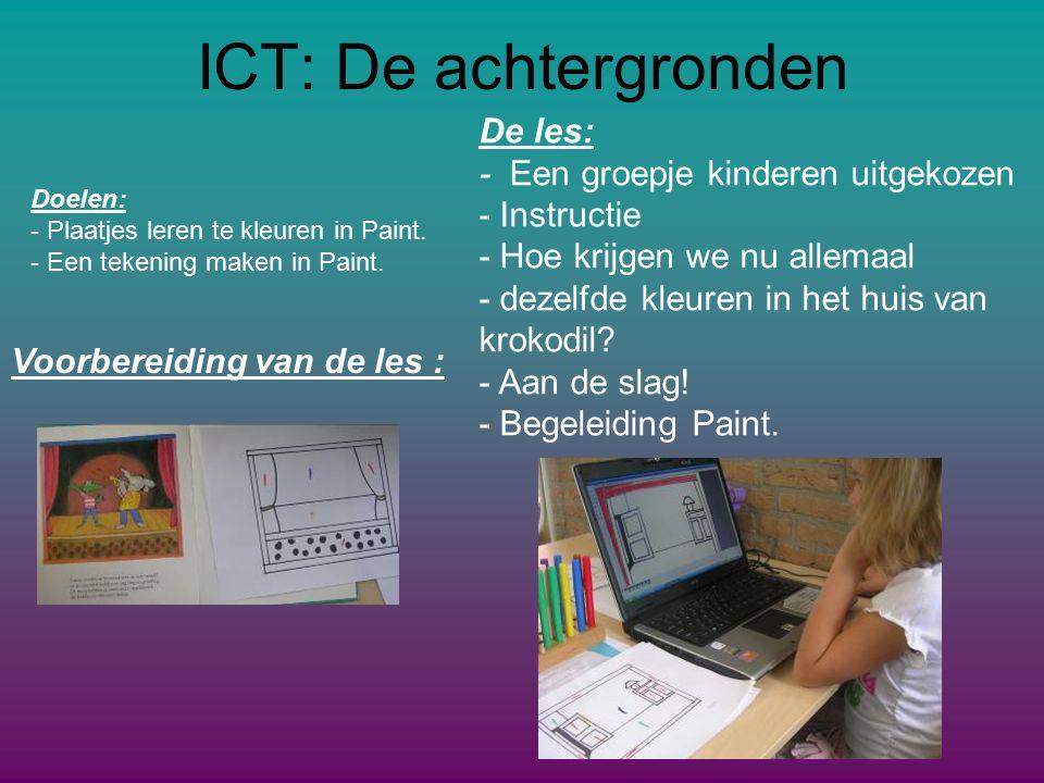 ICT: De achtergronden