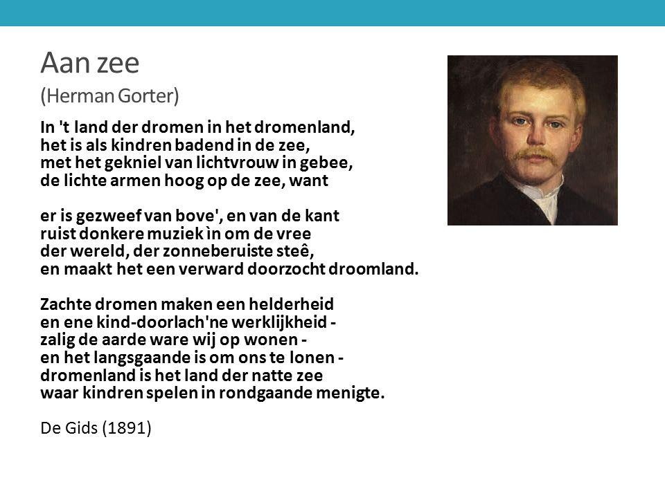 Aan zee (Herman Gorter)