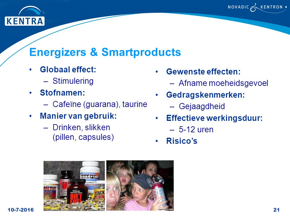 Energizers & Smartproducts