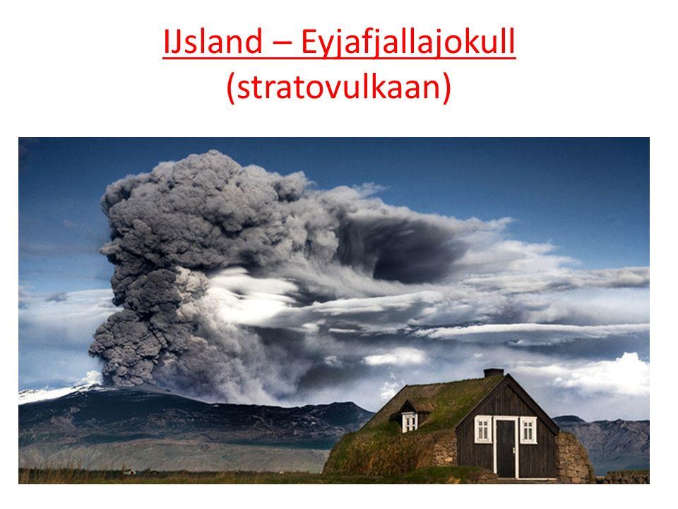 IJsland – Eyjafjallajokull (stratovulkaan)