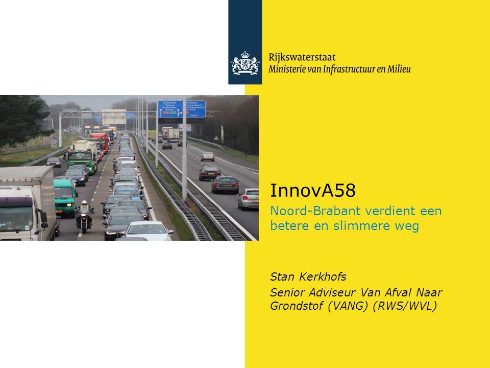 InnovA58 Noord-Brabant verdient een betere en slimmere weg