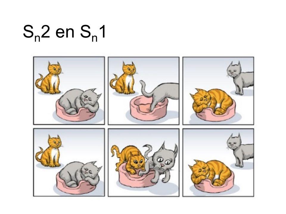 Sn2 en Sn1