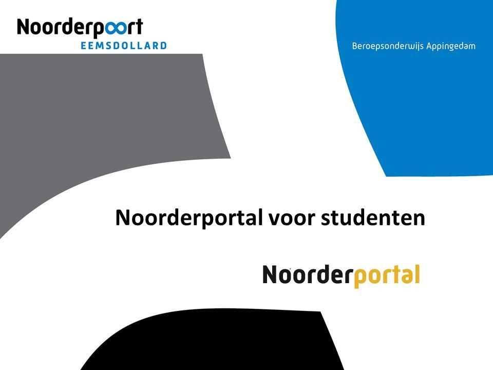 Noorderportal voor studenten