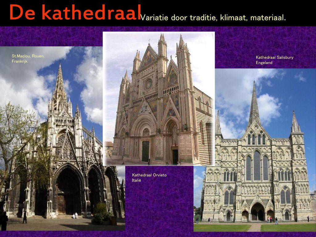 Gotiek in de dertiende en veertiende eeuw ppt video - Saint maclou chartres ...