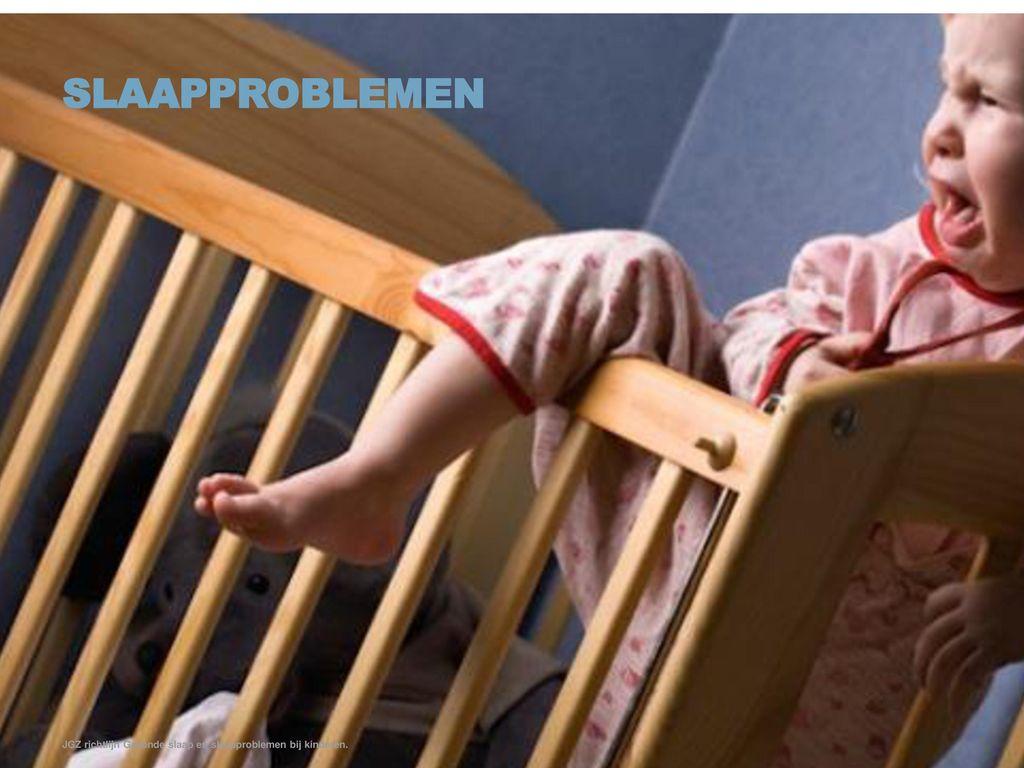 Slaapproblemen JGZ richtlijn Gezonde slaap en slaapproblemen bij kinderen.