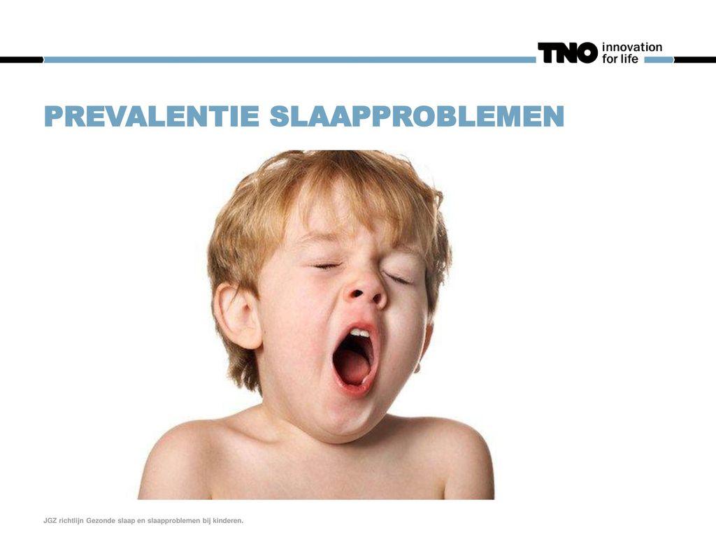 Prevalentie slaapproblemen