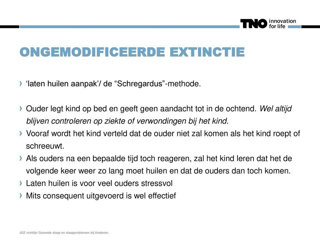 Ongemodificeerde extinctie