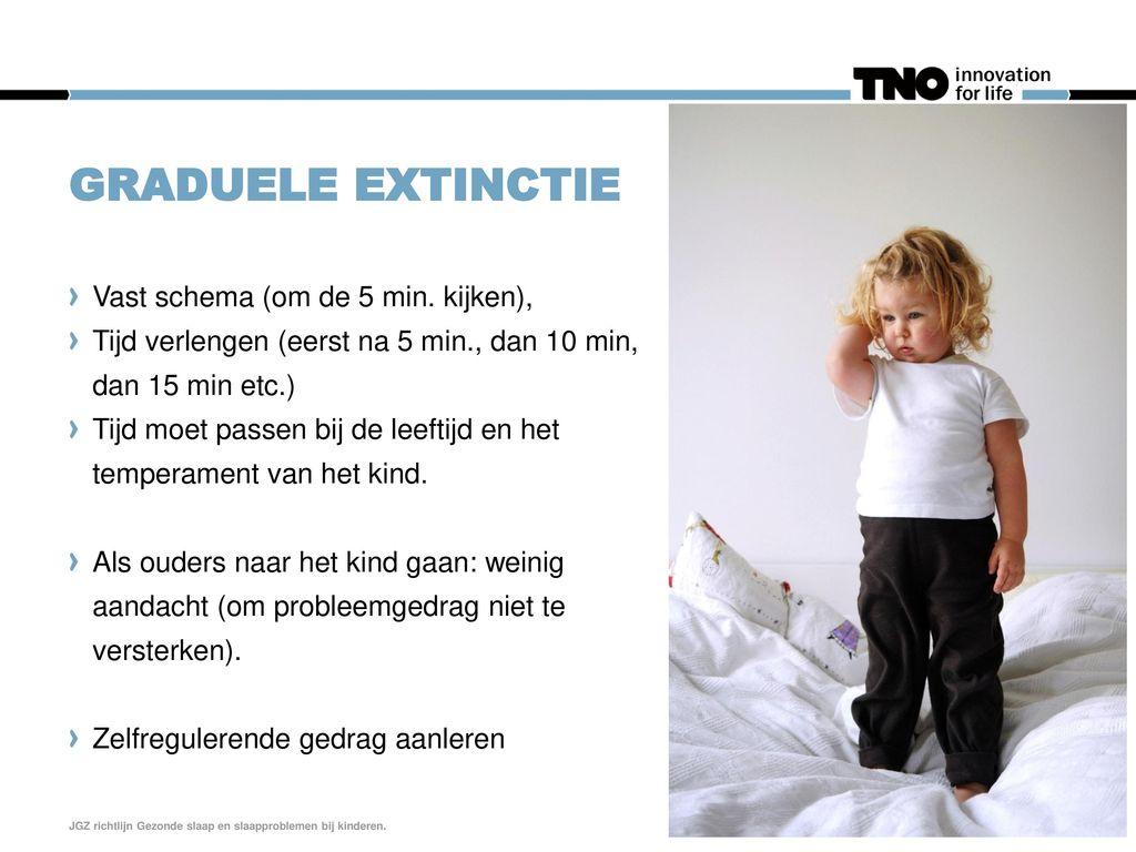 JGZ richtlijn Gezonde slaap en slaapproblemen bij kinderen.