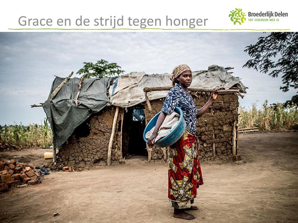 Grace en de strijd tegen honger