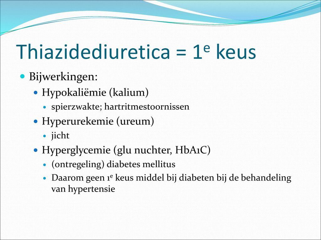 bijwerkingen van metformine diabetes