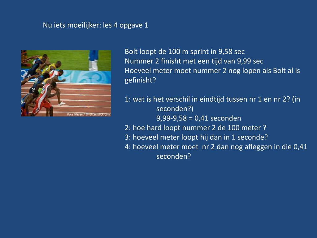 1 km lopen hoeveel minuten