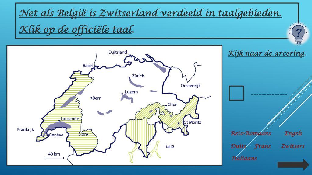 officiële talen belgië