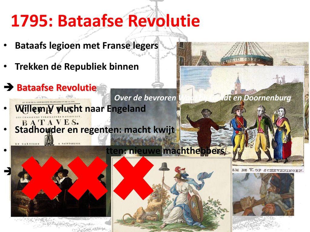 invloed franse revolutie op nederland
