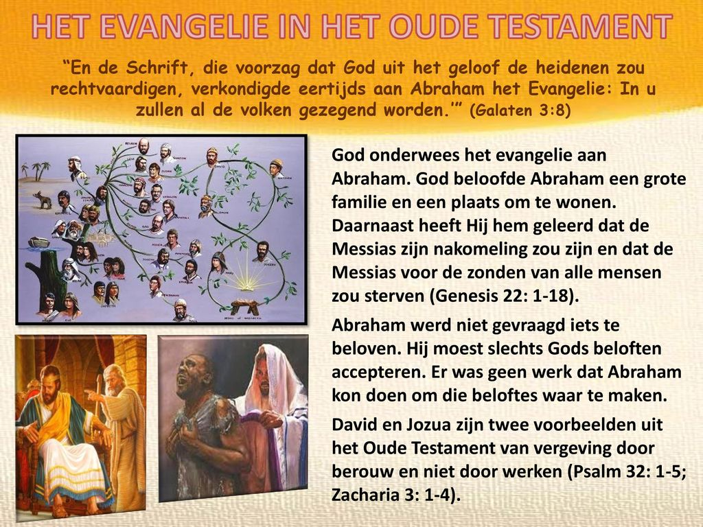 oude testament abraham