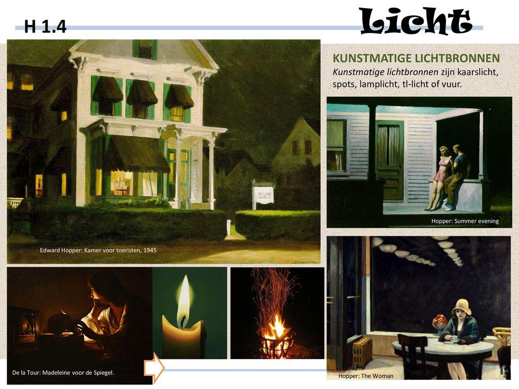 vuur effect licht