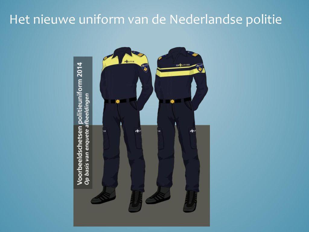 uniform bereden politie