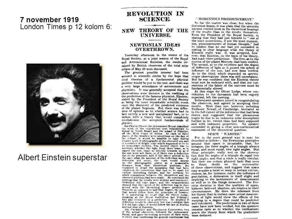 Albert Einstein superstar