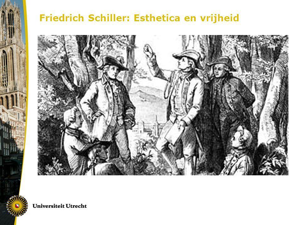 Friedrich Schiller: Esthetica en vrijheid