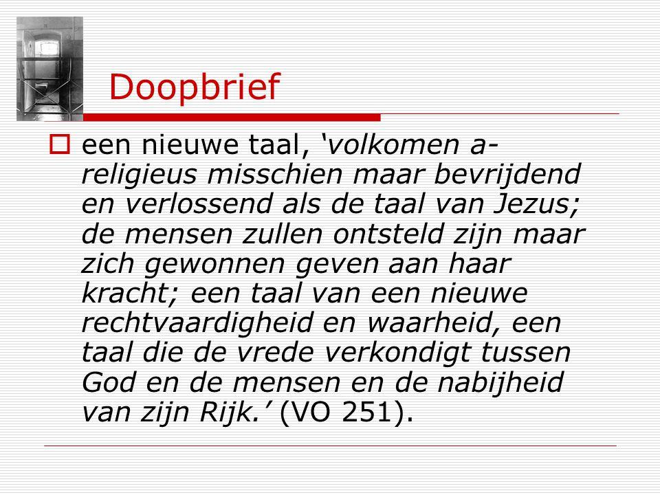 Doopbrief