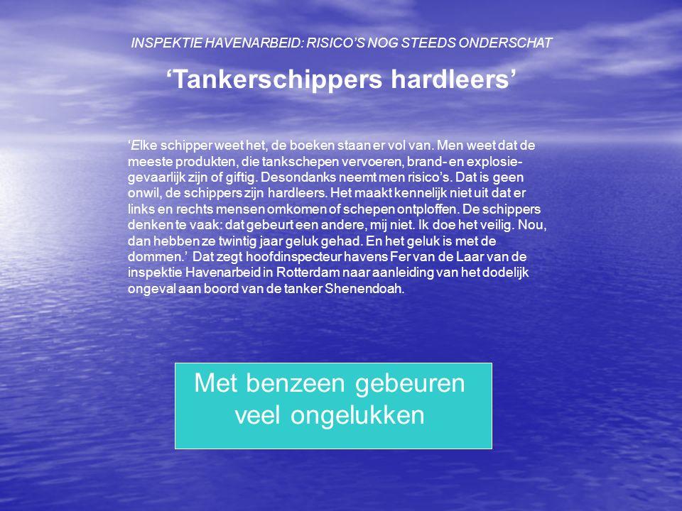 'Tankerschippers hardleers'