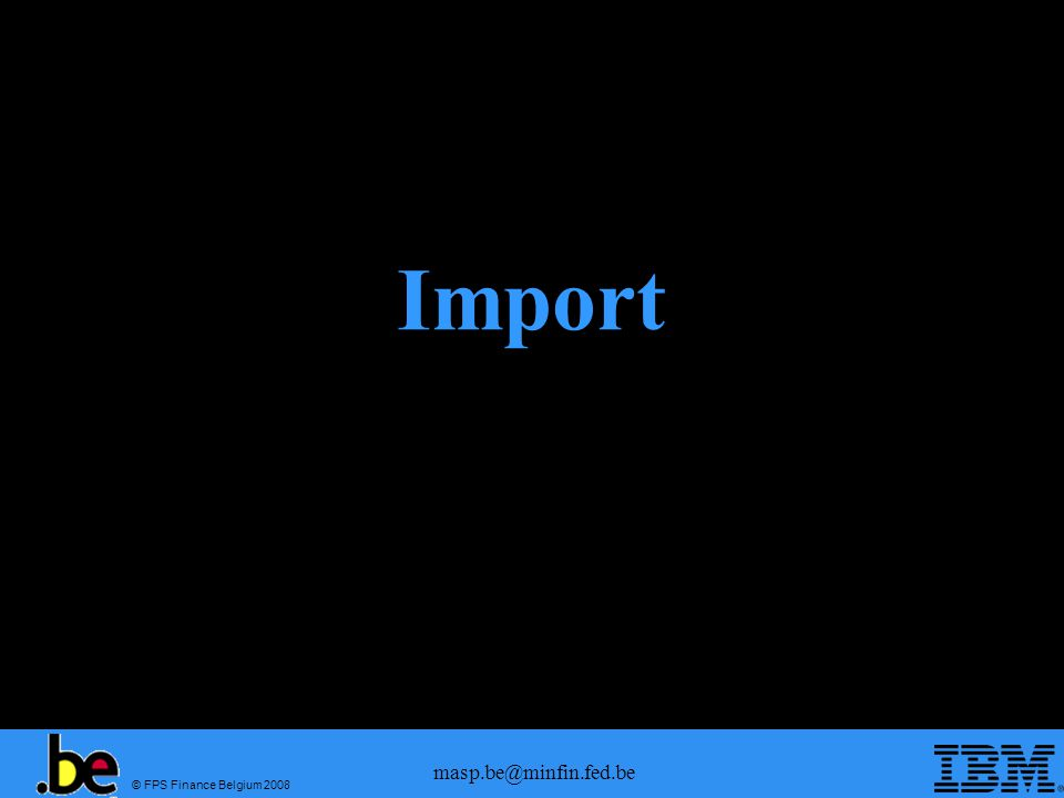 Import masp.be@minfin.fed.be