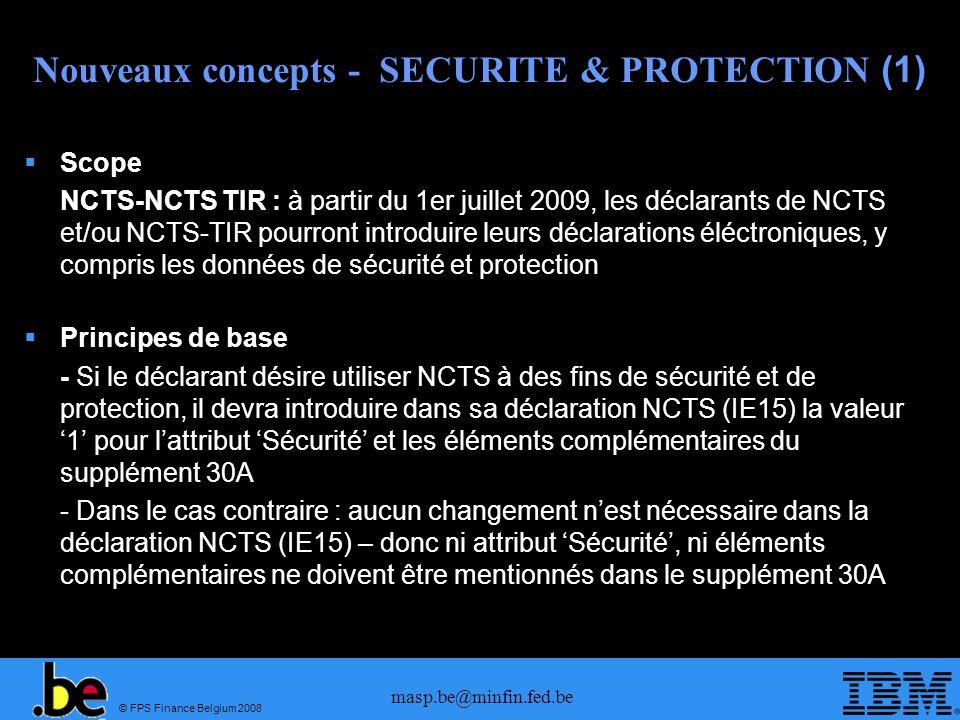 Nouveaux concepts - SECURITE & PROTECTION (1)