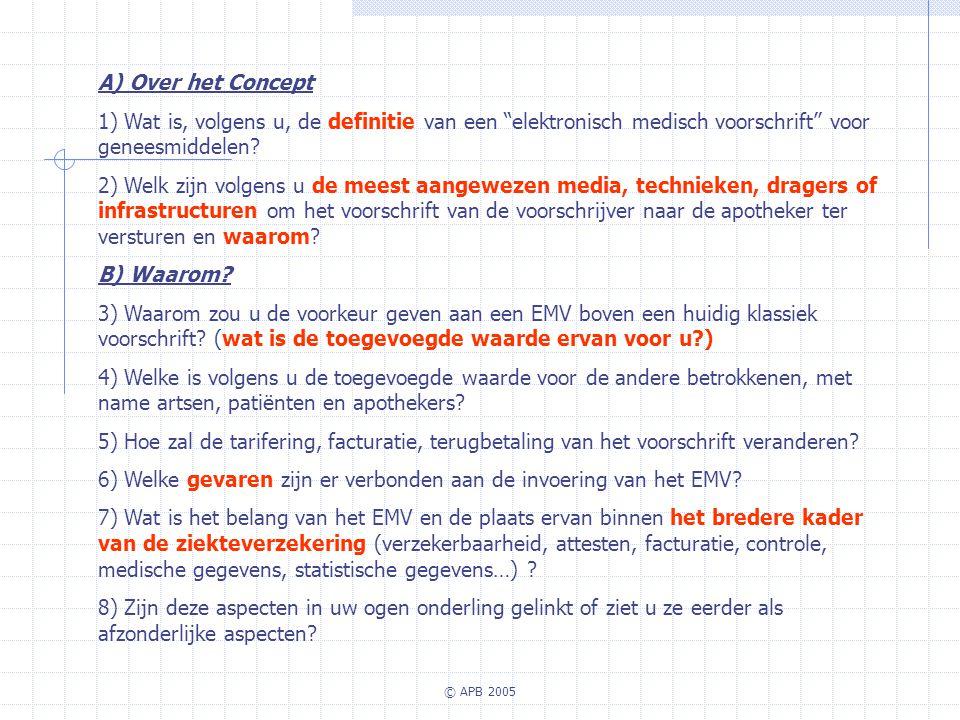 6) Welke gevaren zijn er verbonden aan de invoering van het EMV
