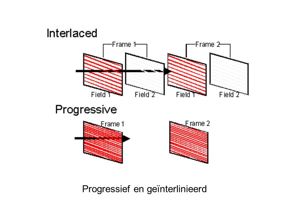 Progressief en geïnterlinieerd