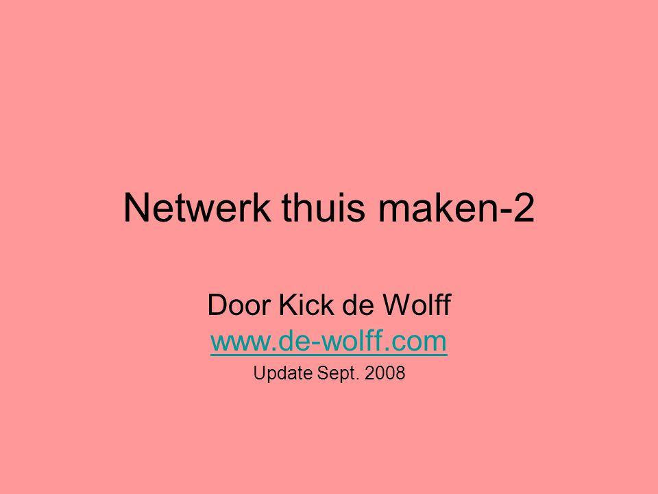 Door Kick de Wolff www.de-wolff.com Update Sept. 2008