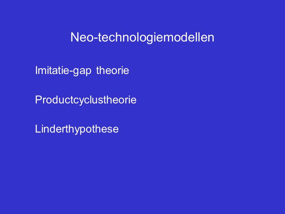 Neo-technologiemodellen