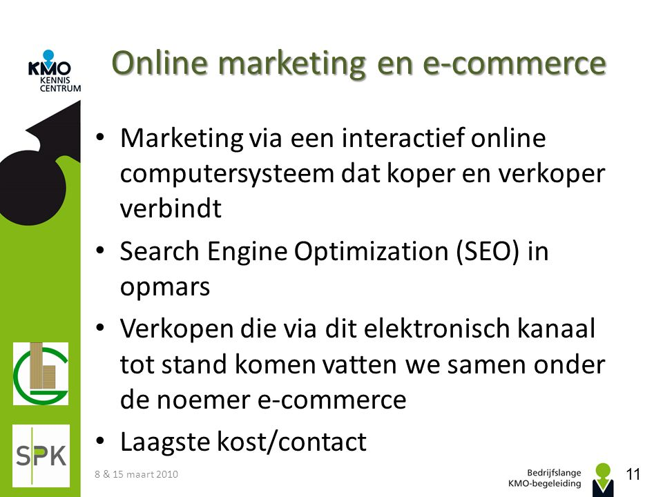 Online marketing en e-commerce